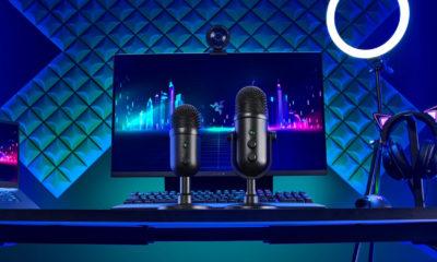 Razer Seiren V2 Pro y Seiren V2 X microfonos streaming