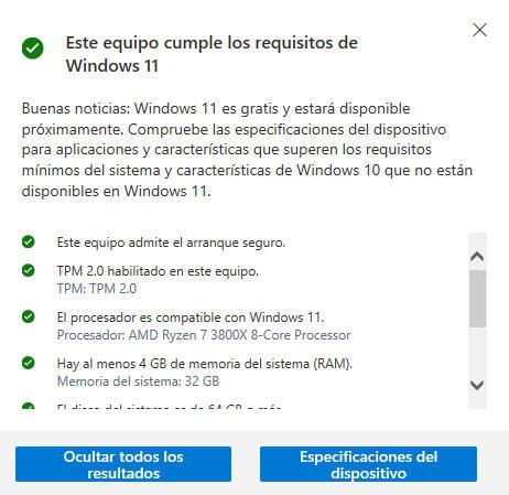 ¿Preparado para Windows 11? ¿Tu PC cumple con todos los requisitos? 29