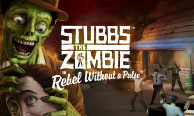 Uno de zombis: Stubbs the Zombie in Rebel Without a Pulse