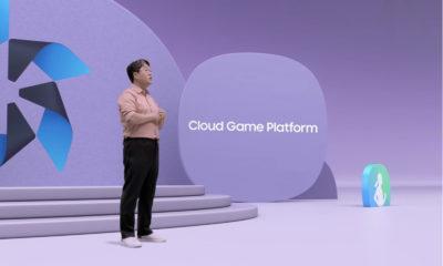 Samsung Tizen Cloud Game Plataform juego en la nube