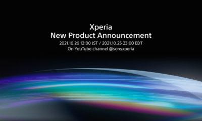 Sony Xperia anuncio nuevo producto octubre