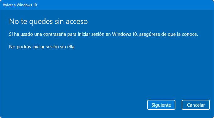Cómo volver a Windows 10 si Windows 11 no es lo que esperabas 39