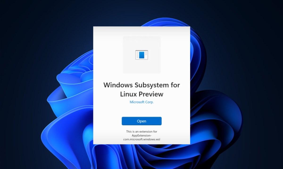 WSL para Windows 11