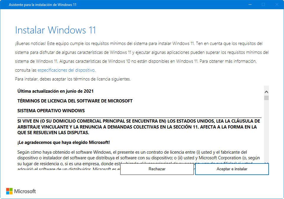 Microsoft publica Windows 11 y aquí tienes sus novedades y manera de instalarlo 48