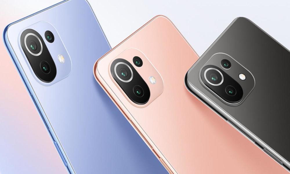 Xiaomi 11 Lite 5G NE, disponible en España