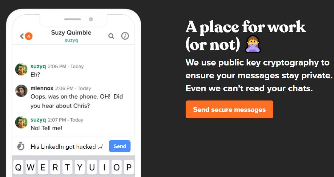 Otras aplicaciones de mensajería por si Facebook vuelve a fallar... o te preocupa la privacidad 35
