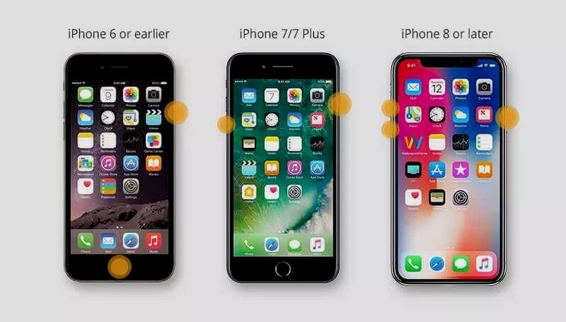 Cómo reparar un iPhone bloqueado