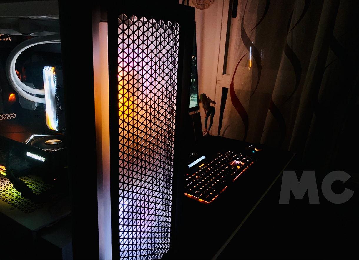 Cinco razones por las que me gusta la iluminación LED de Corsair 34