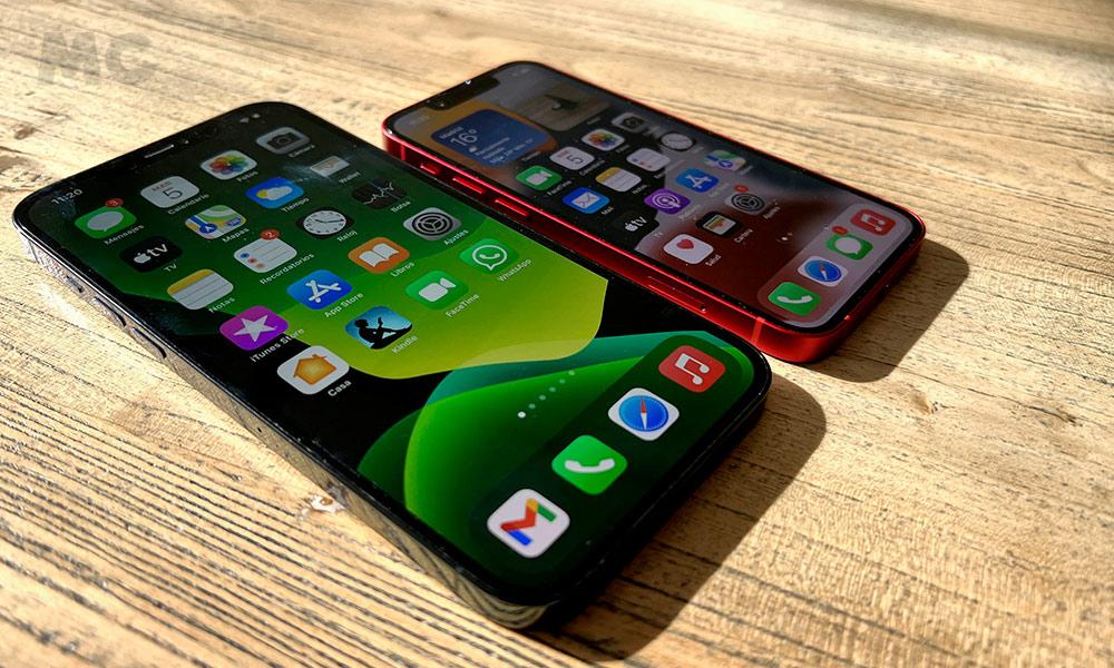 Apple iPhone 13 Pro Max vs Apple iPhone 13 mini