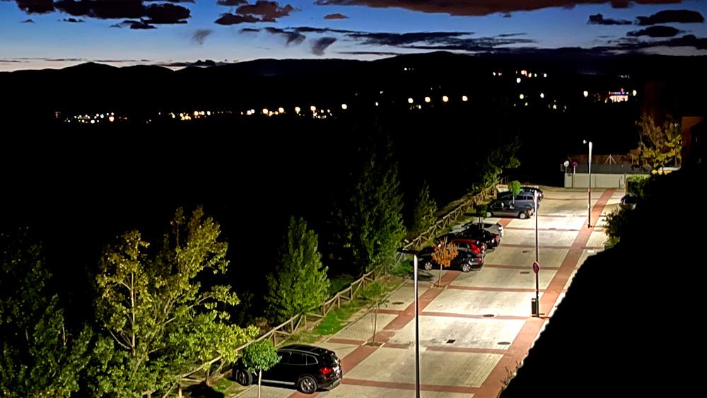 Diferentes fotografías en modo noche con el iPhone 13 mini.