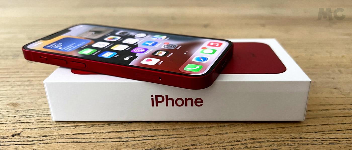 Apple iPhone 13 mini, análisis