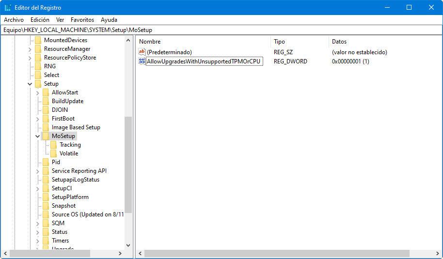 requisitos de hardware de Windows 11