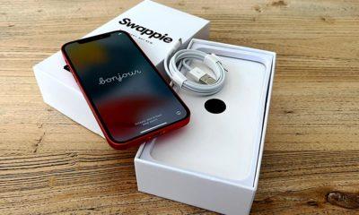 Nuestra experiencia al comprar un iPhone reacondicionado en Swappie